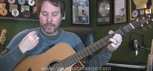 """Play""""Orange Crush"""" by R.E.M. on acoustic guitar"""