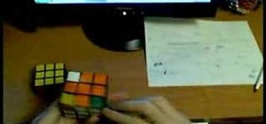 Use commutators to solve the Rubik's Cube