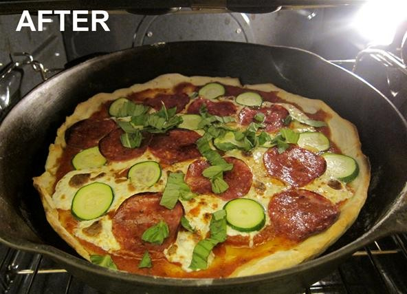 "How to Make Jamie Oliver's ""Cheat's"" Pizza in 30 Minutes or Less"