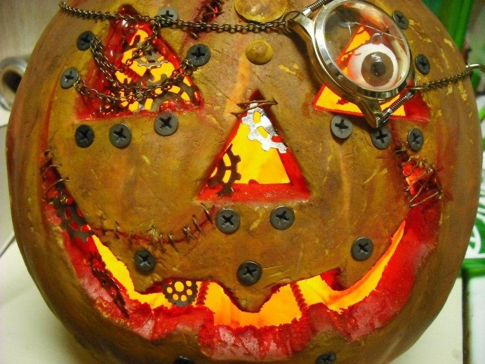 Get Ready for Steampunk Halloween with Steampunkin