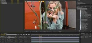 Create a Super 8mm effect in After Effects