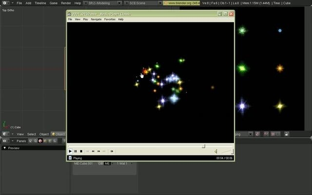 Create 3D magic wand particle effects in Blender - Part 2 of 3