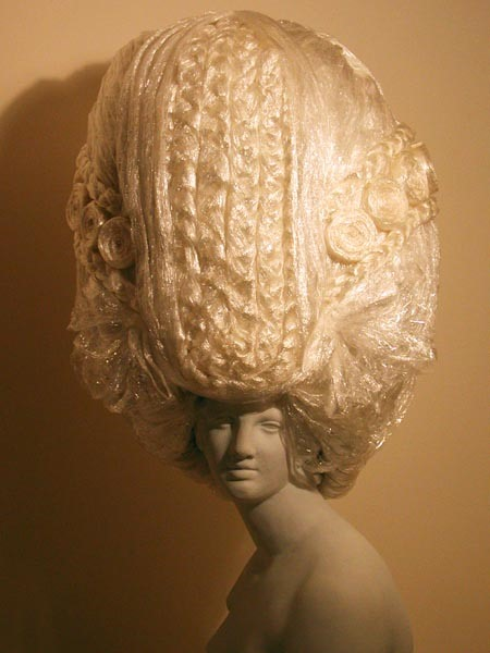 Wig Fashion Show Marie Antoinette
