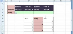 Sum only certain columns in Microsoft Excel