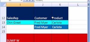 Use helper columns with concatenated fields in Excel