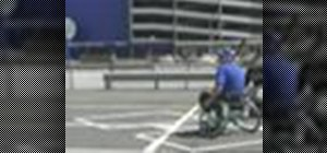 Play adapted wheelchair softball