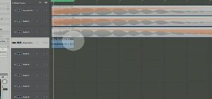 Create a pitch sweep effect within Apple Logic Pro 9