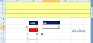 Highlight Excel values repeated a set number of times