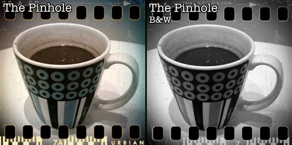 Comparing Photo Apps on Android: Vignette and Retro Camera