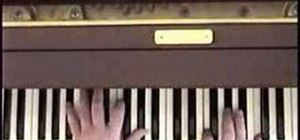 "Play the Beatles' ""Fixing a Hole"" on piano"