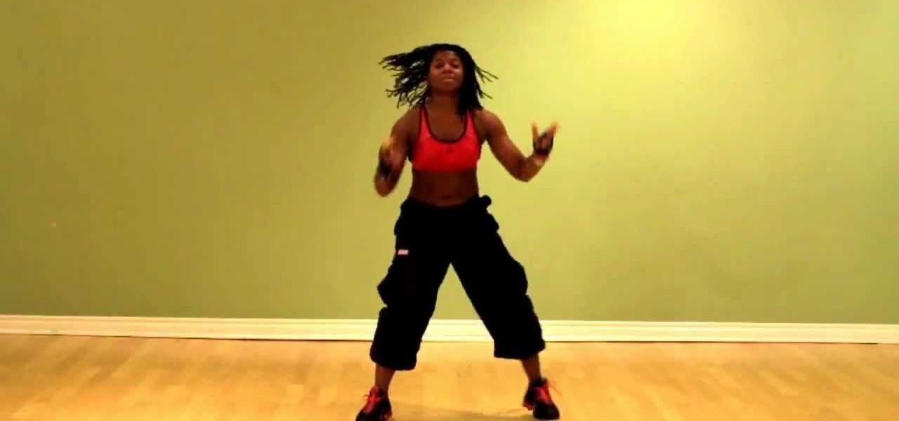 Zumba to Sean Paul's So Fine (Reggae)