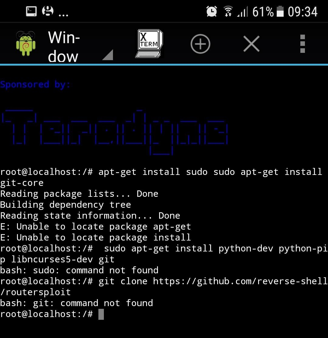 How to Exploit Routers on an Unrooted Android Phone « Null