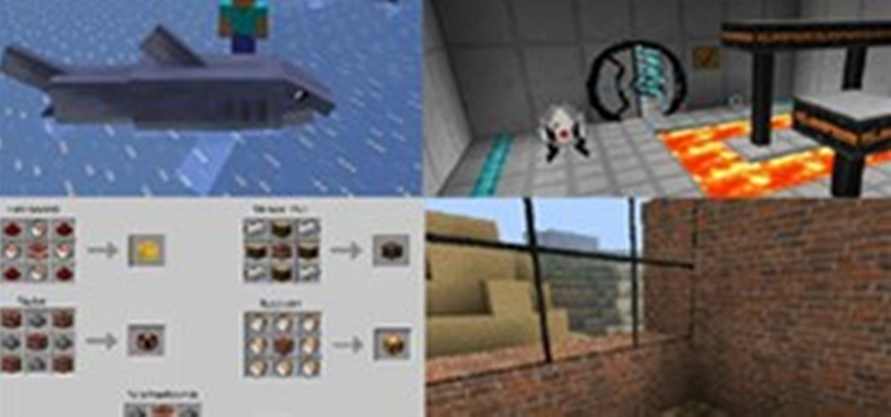 minecraft crack pack mods list