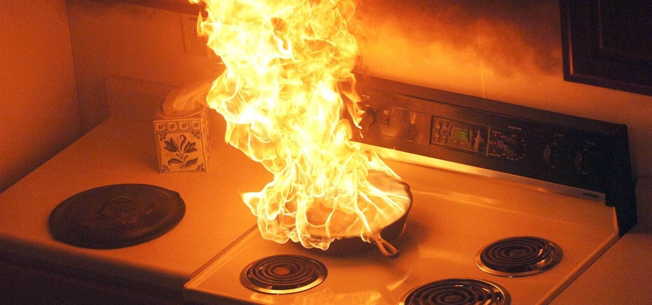 How to Prevent Kitchen Grease Fires