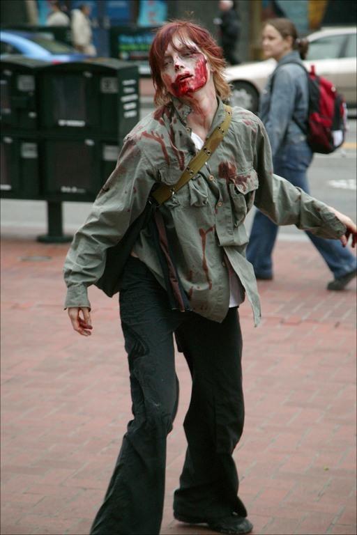 zombie streets
