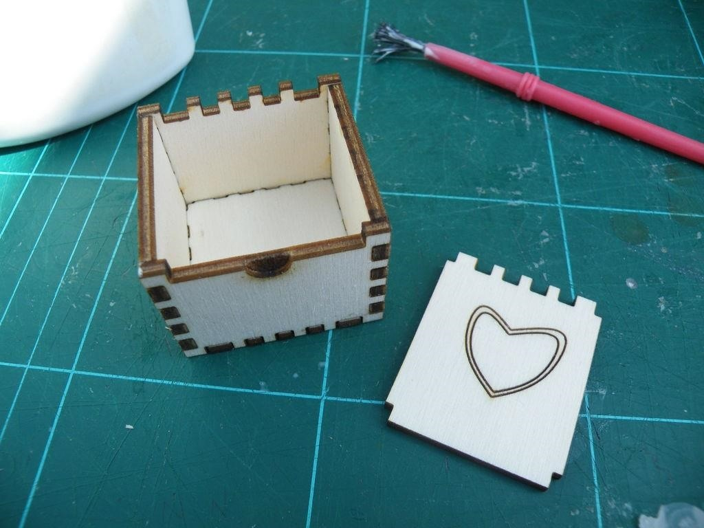 Simple Ring Box