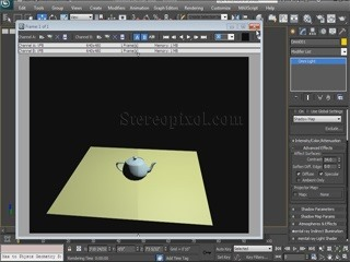 Lights In Autodesk 3Ds Max – Chapter 05 | Stereopixol