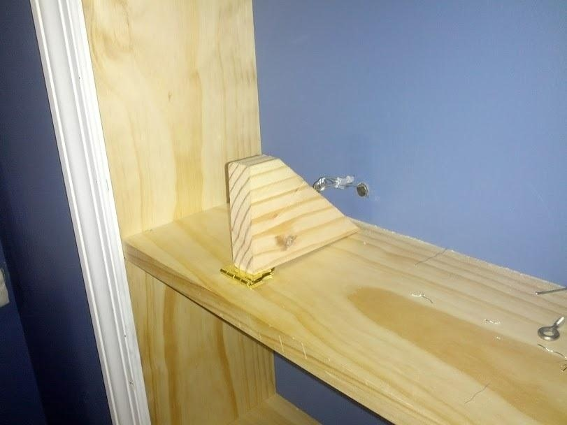 Keep Your Secret Stash A Secret With This DIY Hidden Bookcase Door « Cons  :: WonderHowTo