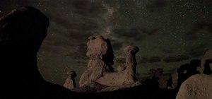 Desert Sky Timelapse + Inception Score = EPIC