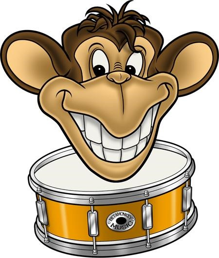 THE CRAZY MONKEY DRUM