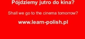 Make an appointment in Polish