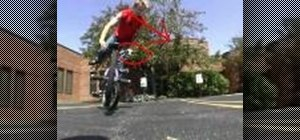Do advanced BMX tricks