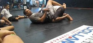 Get a kimura when you're trapped in a hip lock