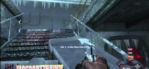 How to Turn on the power in the COD Black Ops Zombies map Call of