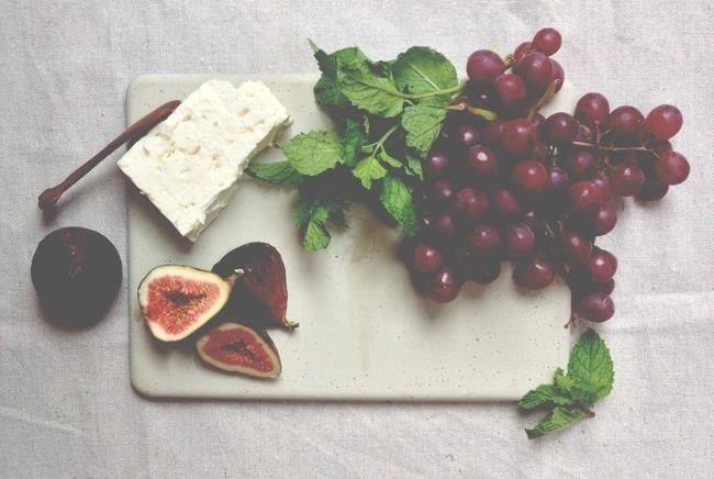 This DIY Concrete Cheeseboard Will Make You Hungry