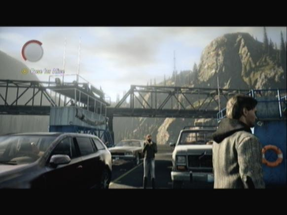 Alan Wake First Look