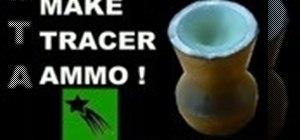 Make tracer ammo