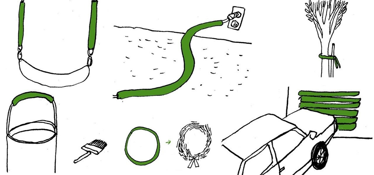 9 Clever Reuses for Your Leaky Gardening Hose