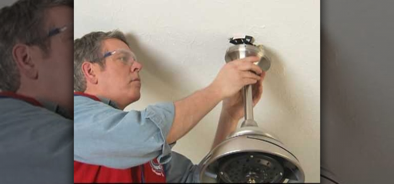 How to Install a ceiling fan with Lowe s Plumbing