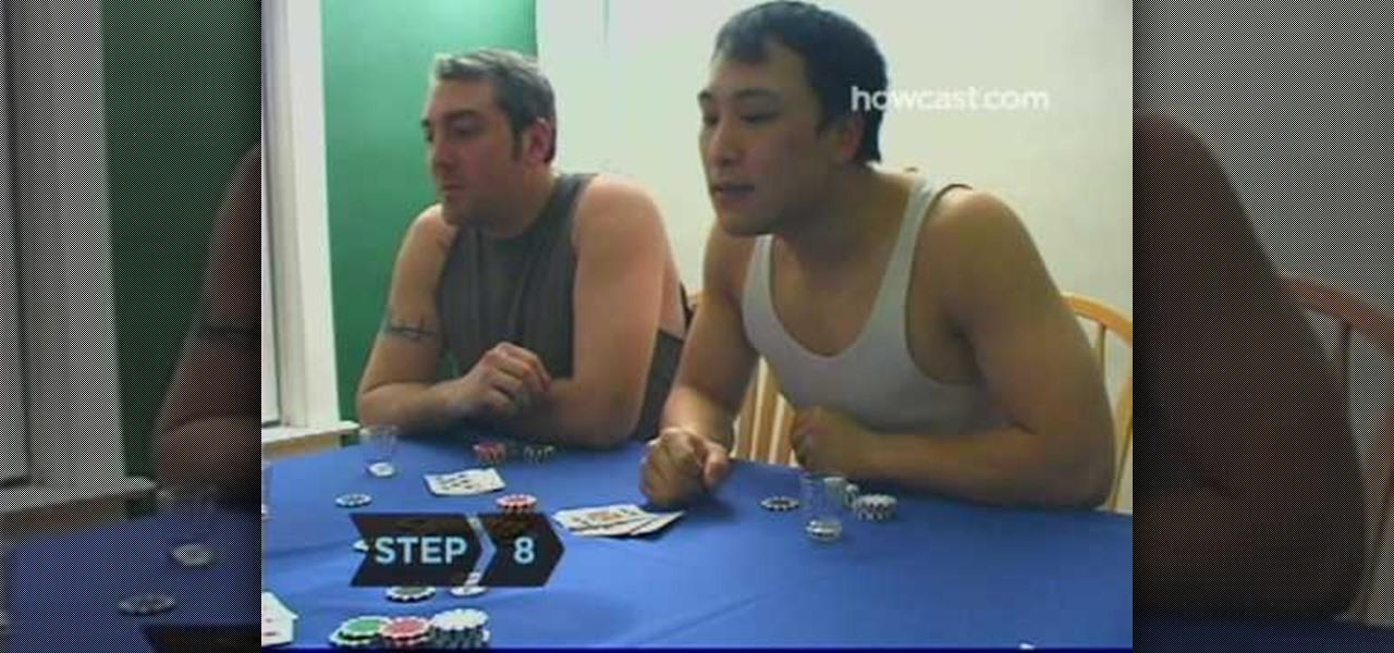 Indoor strip poker