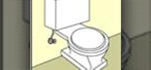 Replace a toilet in your house