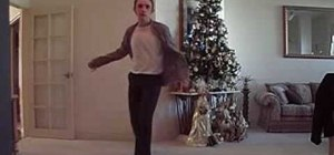 """Do the Michael Jackson """"spinning"""" dance move"""