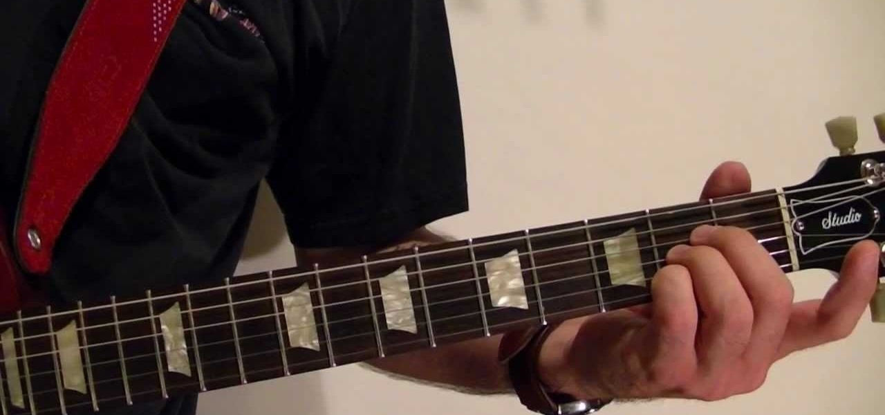 How To Play Slow Ride By Foghat On Electric Guitar Electric