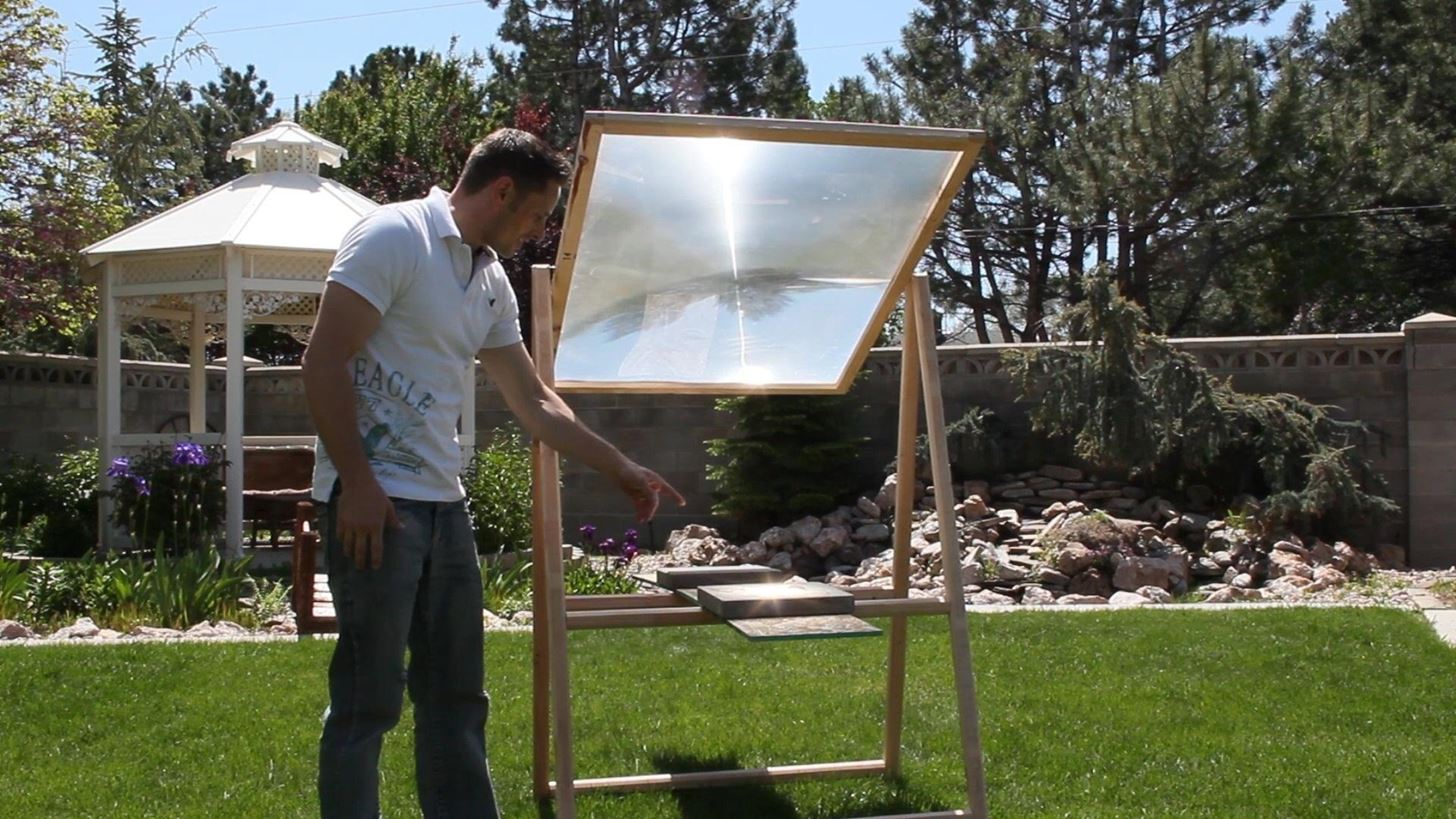 How to Build a Frame for the Mega Solar Scorcher
