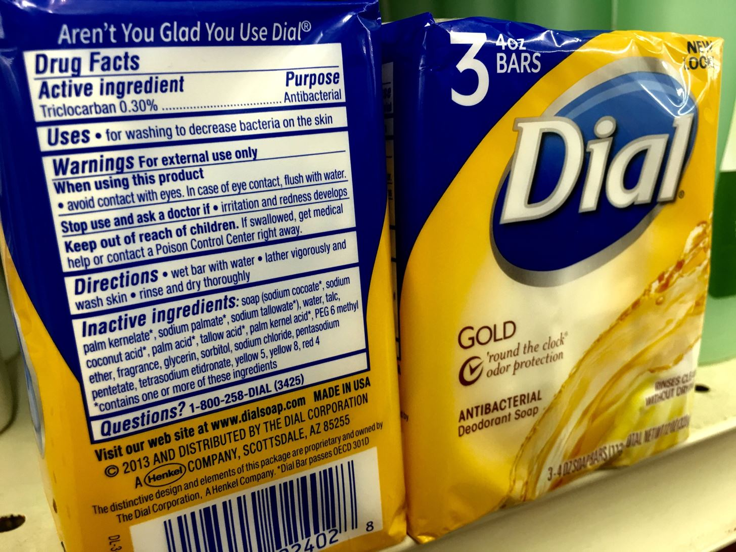 Skip the Antibacterial Soap — It Isn't Helping & It Could Cause Problems