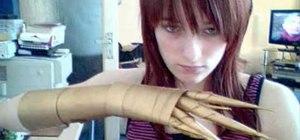 Make Vincent Valentine's arm guard