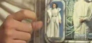Recard vintage Star Wars action figures