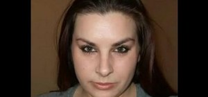 Create Twilight smokey eye inspired makeup