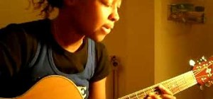 "Play ""Innocence"" by Avril Lavigne on the guitar"