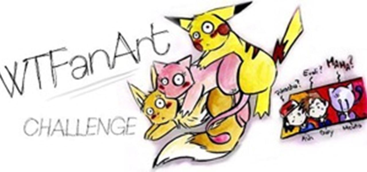 Wtfoto Fan Art Challenge Find The Most Twisted Fan Art
