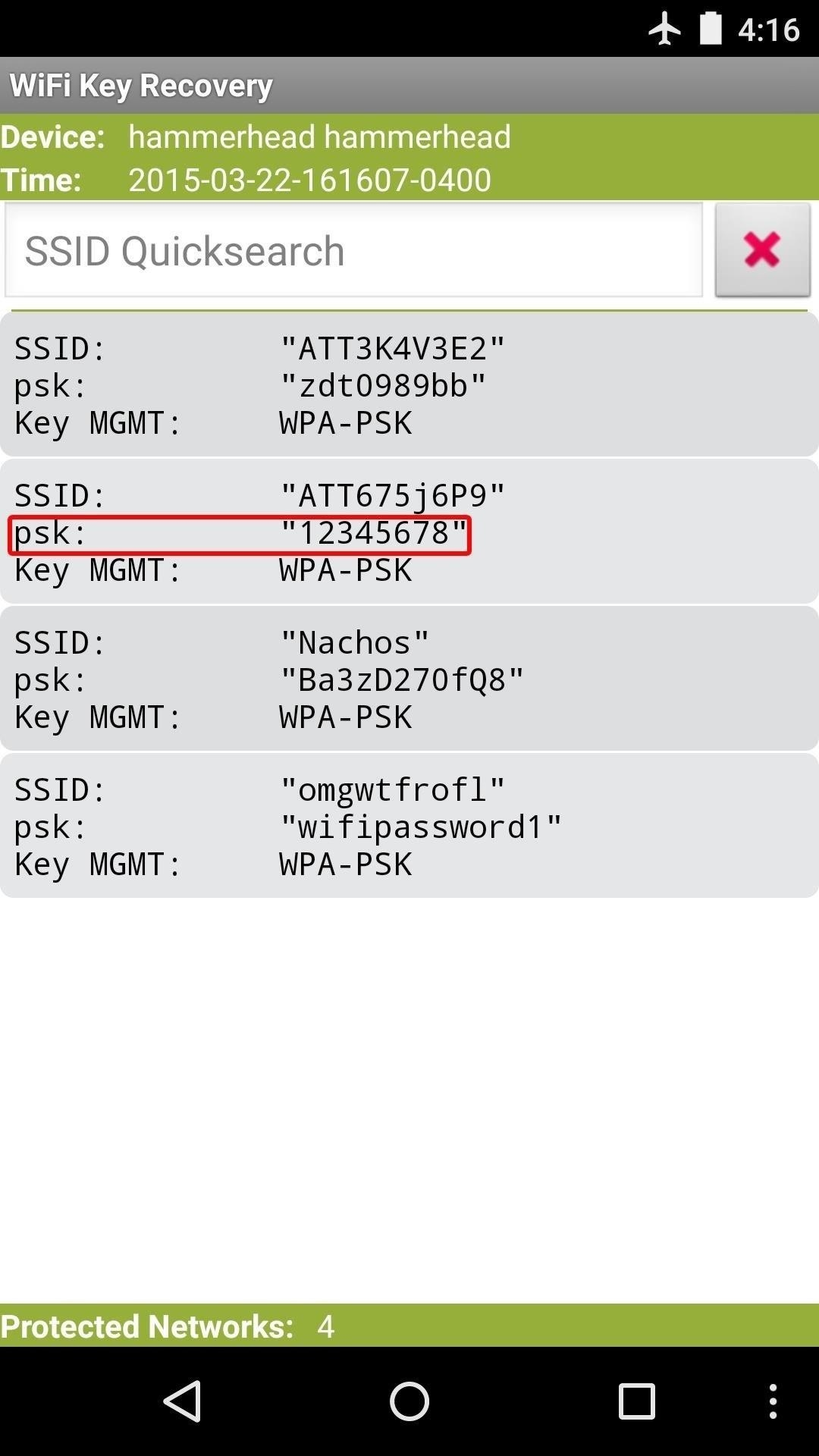 How To Recover A Lost Wifi Password From Any Device 171 Digiwonk