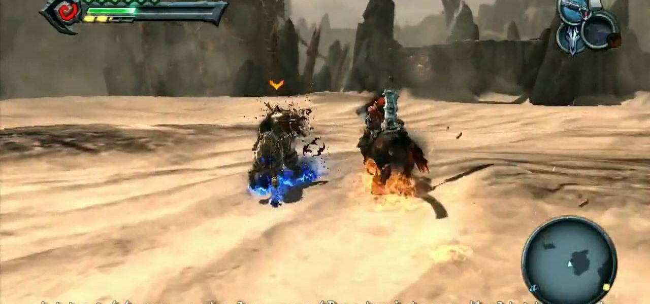 How to Walkthrough Darksiders: Iron Canopy « Xbox 360