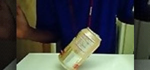 Make a Coke can balance