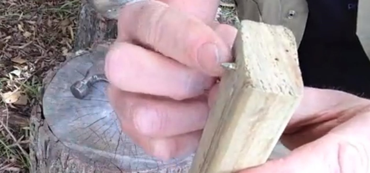 Cut Firewood More Safely with This Amazing Invention
