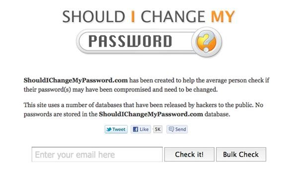 Should You Change Your Password? Find Out If You've Been Hacked or Not