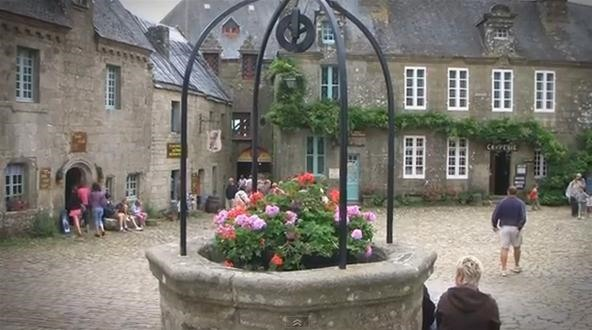 Explore Ancient France: Locronan